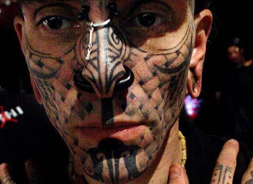 фото приколы Фестиваль таттуировок в Нью-Йорке
