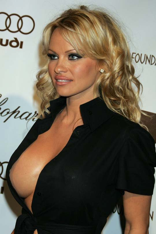 Hot Pamela.