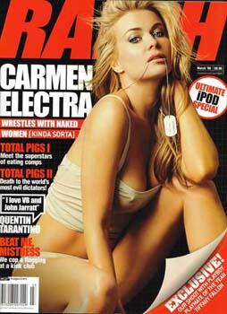 ������������: Carmen Electra � ������� ������� Ralph
