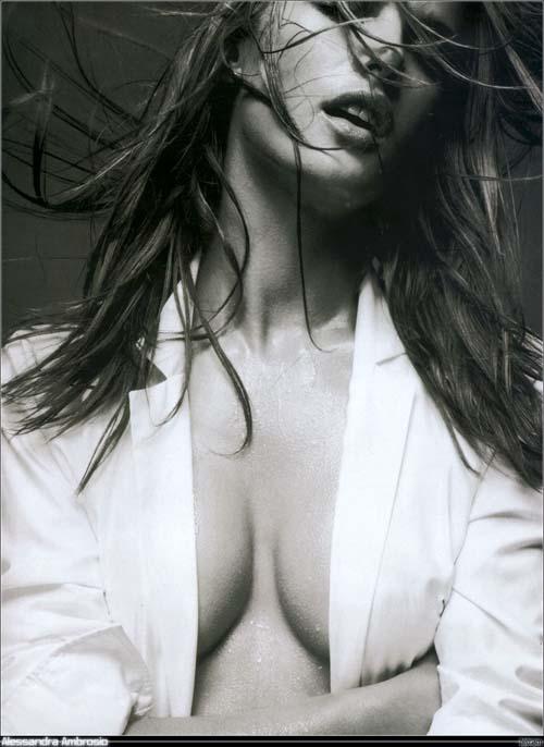 Alessandra Ambrosio для журнала Arena