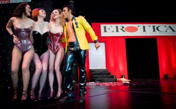 14. Впервые лондонская Erotica прошла в 1997 году. (Photo by Ian